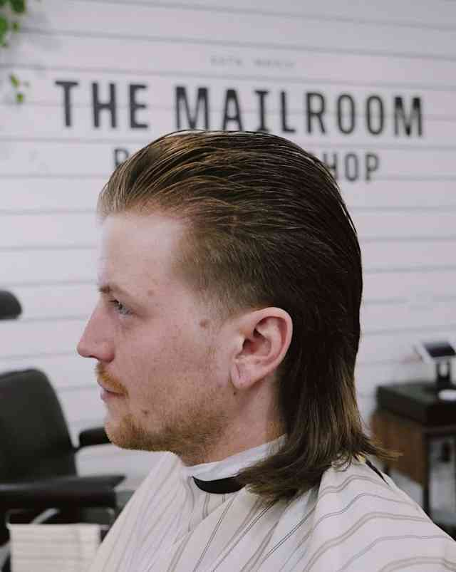 are mullets coming back? - the mailroom barber co