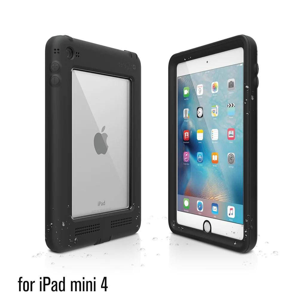 Waterproof Case for iPad mini 4 – Catalyst Case US