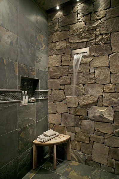 earth multi color slate gauged tile sognare tile stone sognare kitchen bath