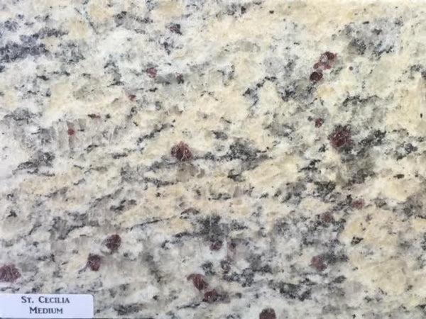 Santa Cecilia Classic Granite Sognare Tile Amp Stone