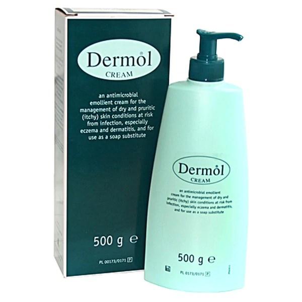 Dermol Cream 500g - Pharmacyfix