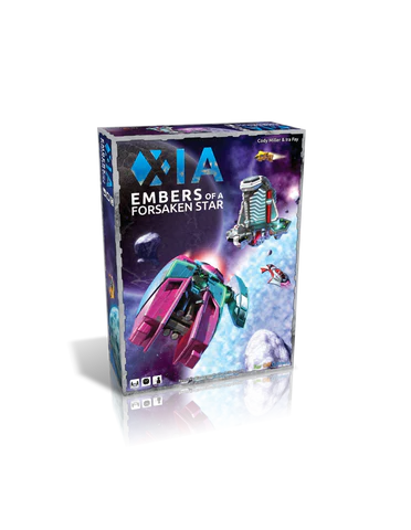 Image result for Xia: Embers of a Forsaken Star board game