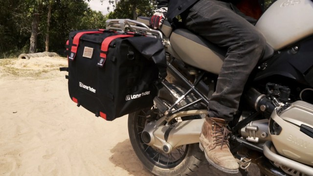 MotoBags - Semi Rigid Panniers for Motorcycle