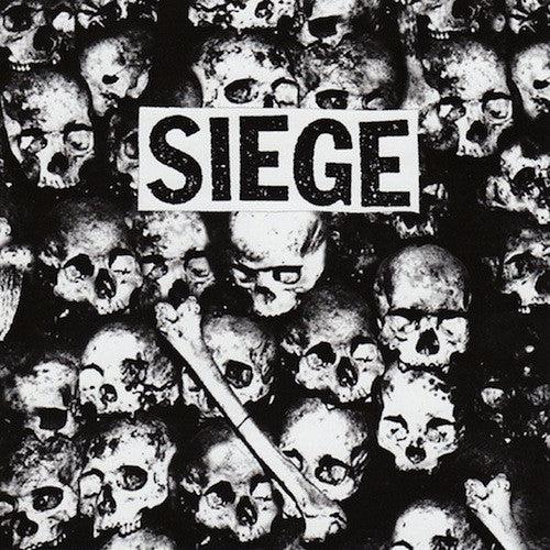 Siege – Drop Dead LP – Grindpromotion Records