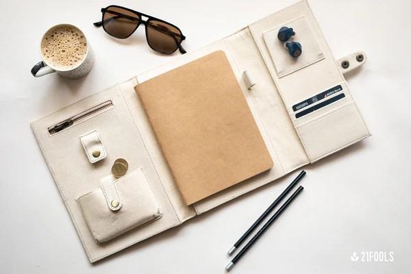 Buy Daftar - Compact Sustainable Organiser