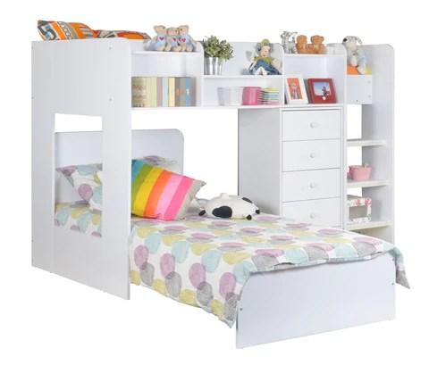 children s storage beds
