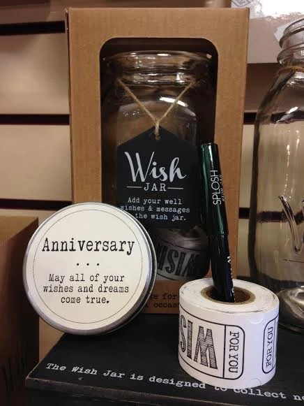 Wish Jar Anniversary By Splosh UK Special Occasions Giftware