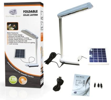 Foldable Solar Lantern