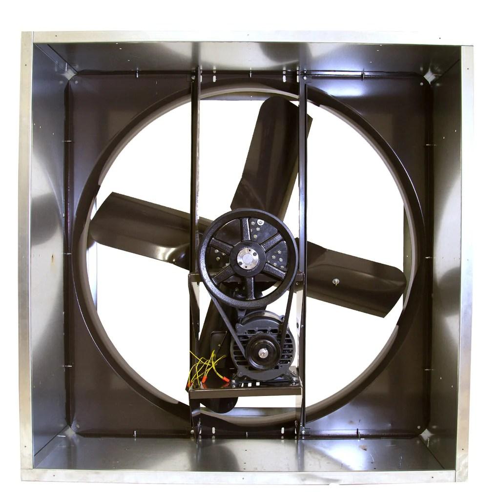 vi explosion proof exhaust fan 60 inch 30800 cfm belt drive 3 phase vi6017hl x