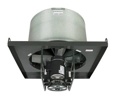 roof exhaust fans industrial
