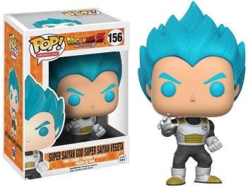 Dragon Ball Super - Super Saiyan God Vegeta Pop (Vaulted) – Dragons Trading