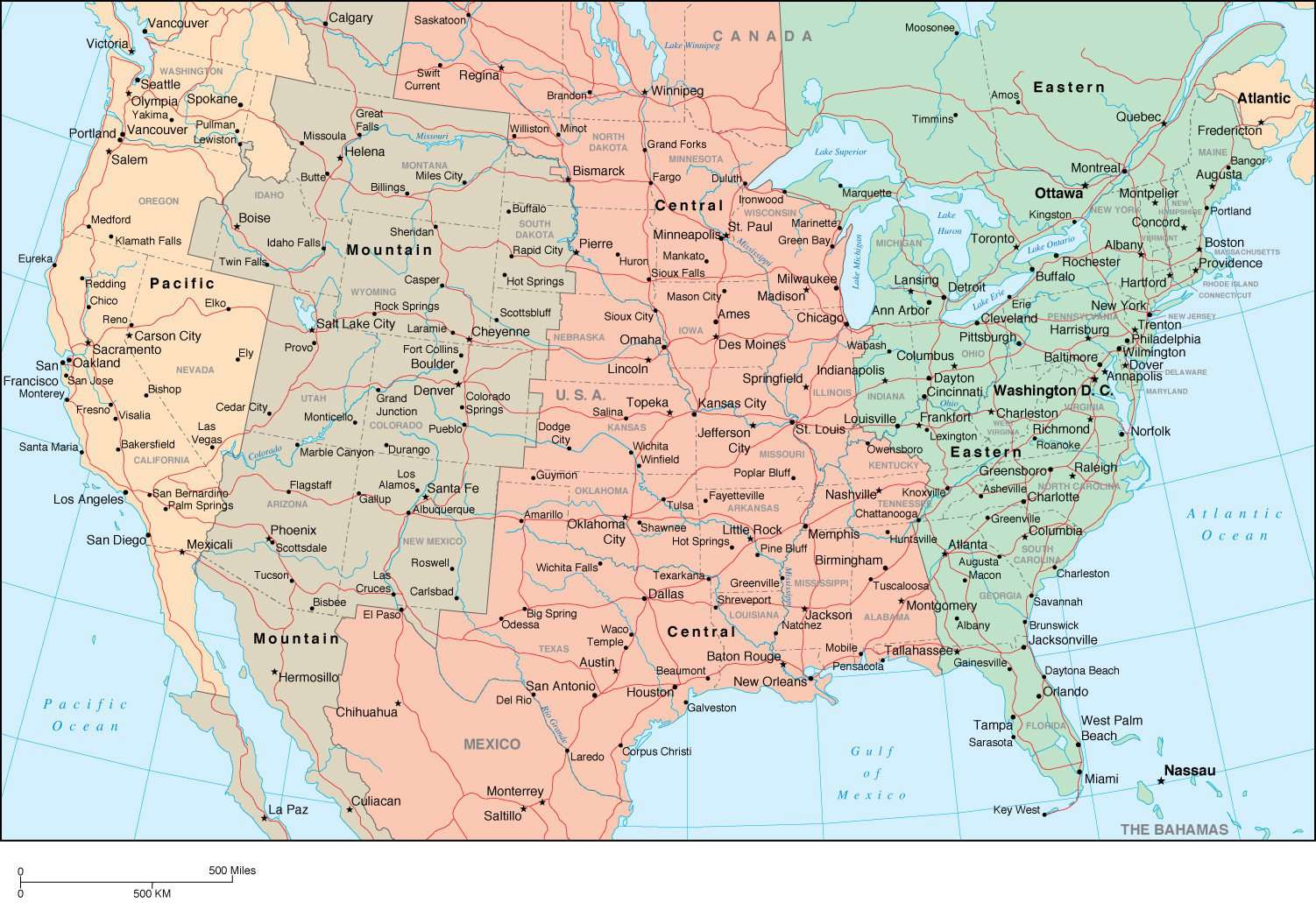 Calculating time zone differences is relatively straightforward, and it's a helpful trick to know for anybody who travels a lot but. Digital Usa Time Zone Map In Adobe Illustrator Vector Format