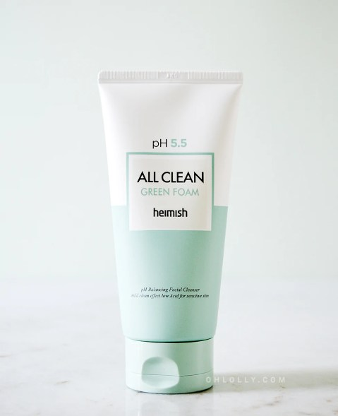Image result for heimish all clean green foam