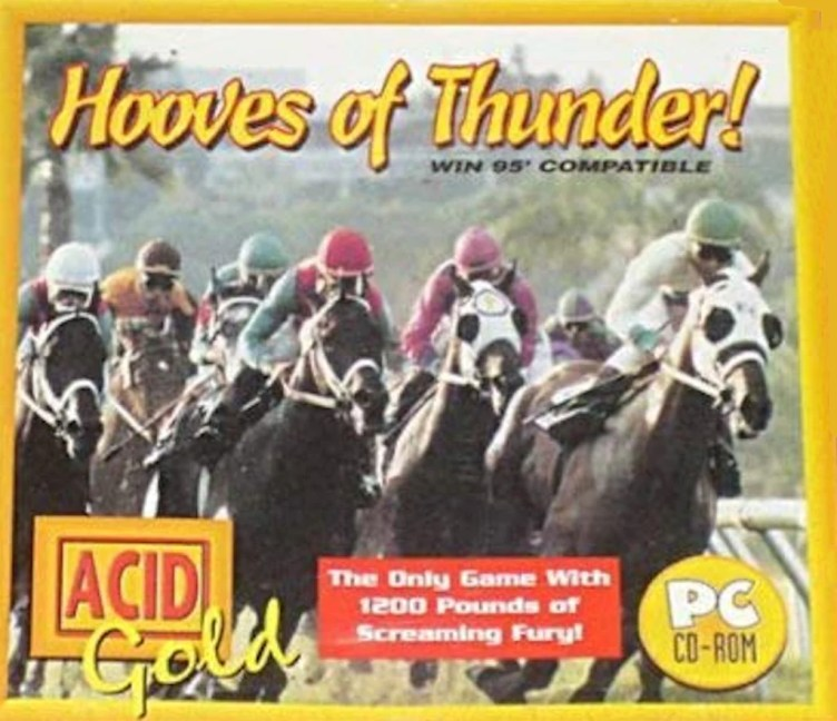 HOOVES OF THUNDER MICROLEAGUE HORSE RACING SIM +1Clk Windows 10 8 ...