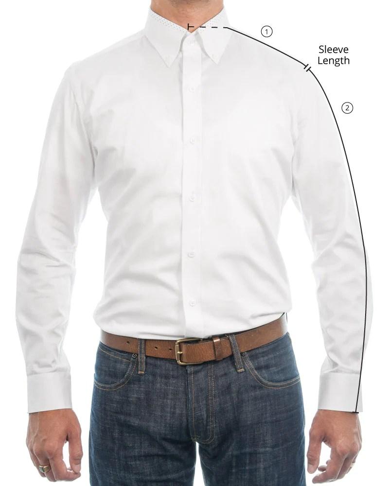 Where Measure Sleeve