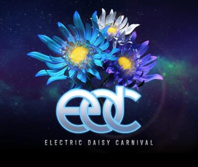 Electric Daisy Carnival Logo Electric Daisy Carnival Las Vegas