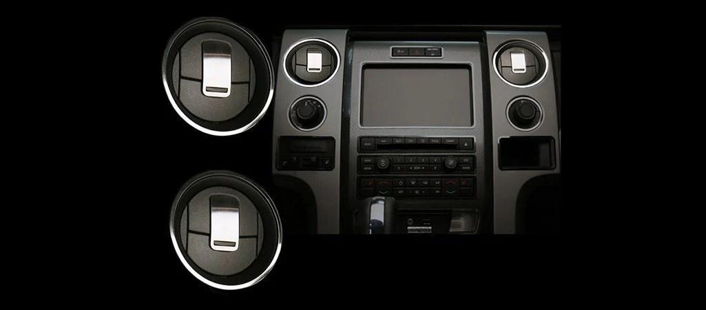 F 150 Raptor Interior