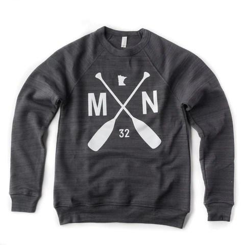 MN Paddle - Sota clothing crewneck sweatshirt