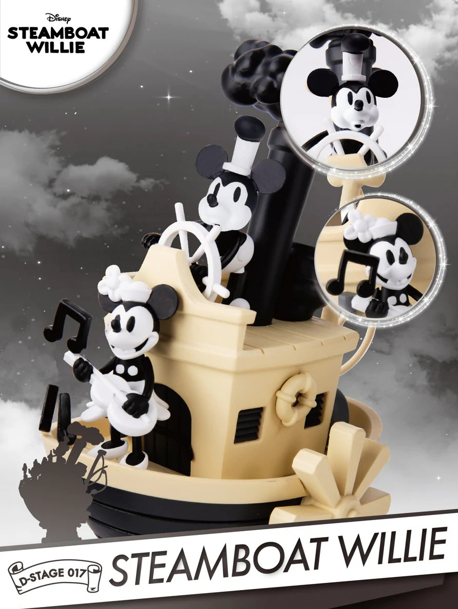 steamboat willie movie mini promo