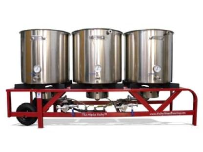 Alpha Ruby Street 1 Barrel Brewing System (Propane)