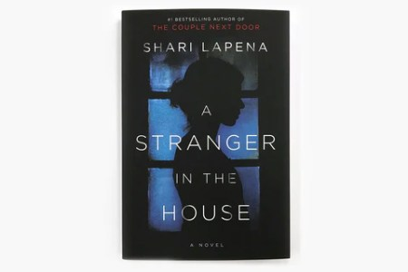 Books     Tagged  fiction      Penguin Shop A Stranger in the House by Shari Lapena