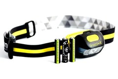 USB Rechargeable HeadLamp - SunJack  - 8