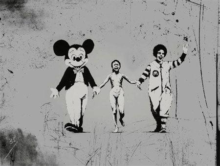 129 Amazing Banksy Graffiti Artworks With Locations | 2018 ...