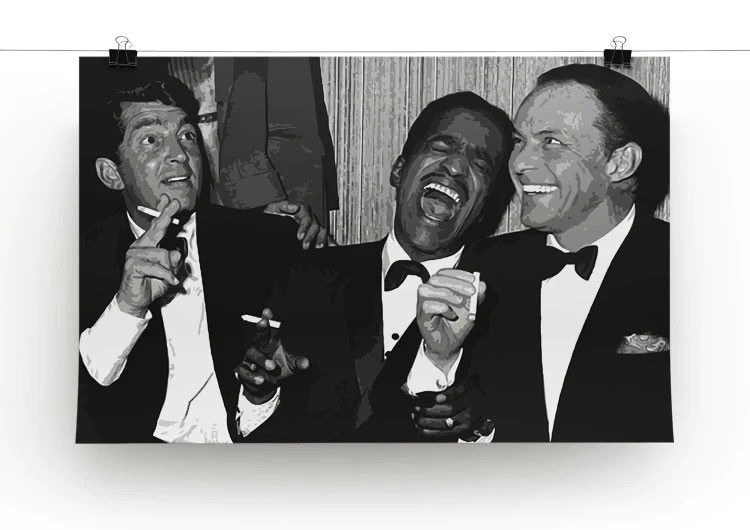 Rat Pack Frank Sinatra Posters