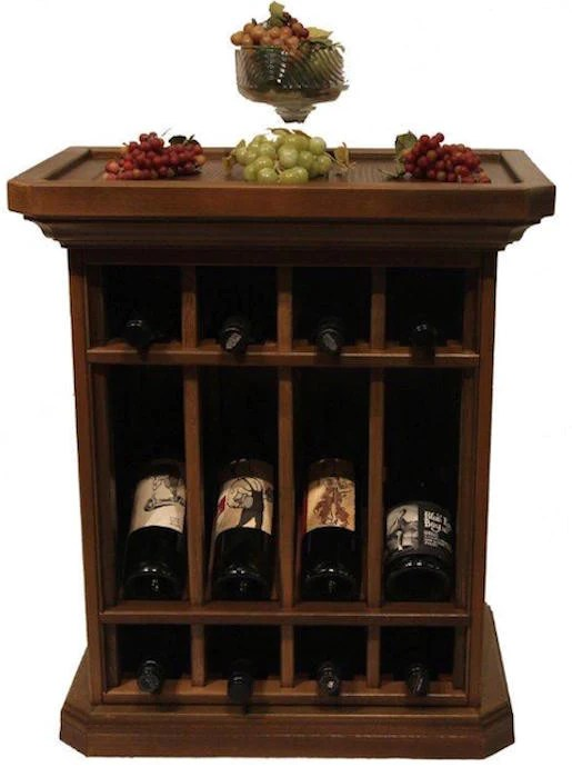 buy 12 bottle wine storage end table at baltic leisure for only 395 00