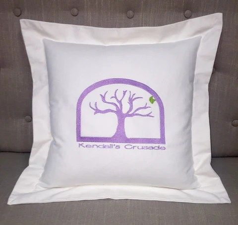 special design gift pillow forever