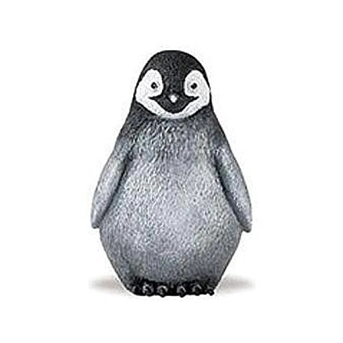 Emperor Penguin Chick By Safari 3 Tall Penguin Gift Shop