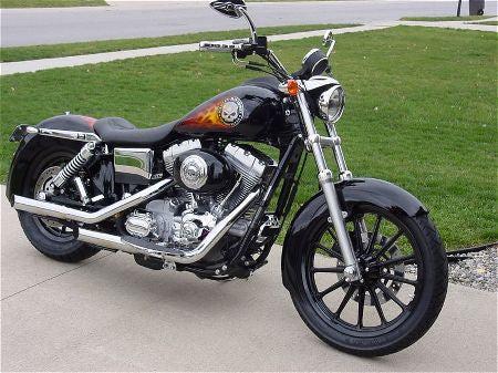 Harley Davidson FXDX  FXD Dyna Super Glide Workshop