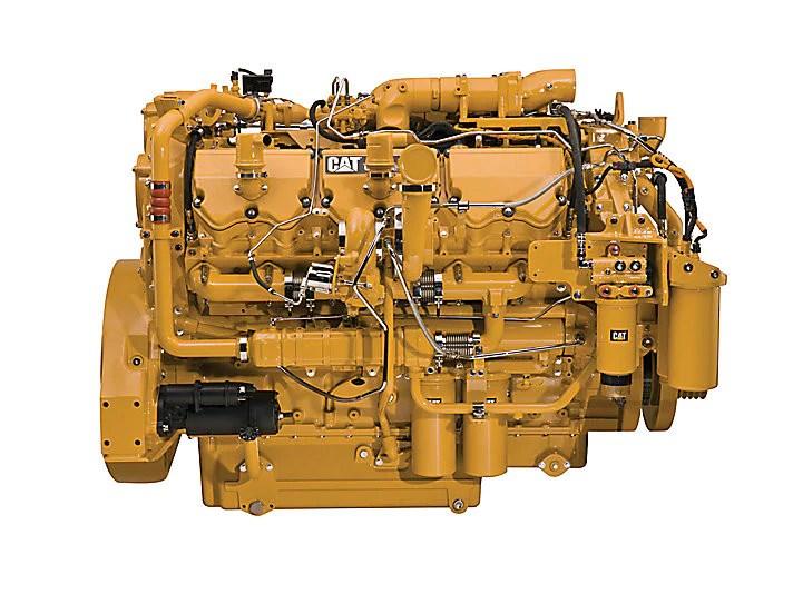 Caterpillar C27 and C32 Generator Set Engines