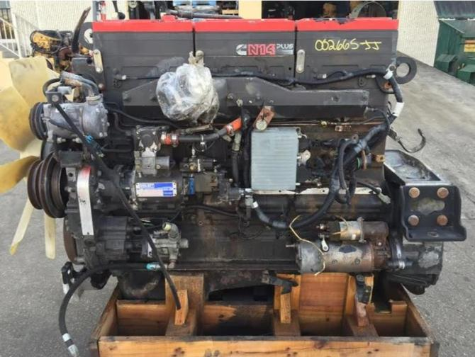 cummins n14 base engine stccelectcelect plus volume 1