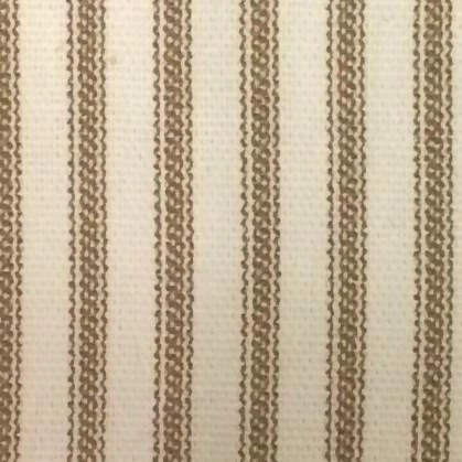 Ticking Stripe Bedskirt Twin Queen King Cal King Southern Ticking Co