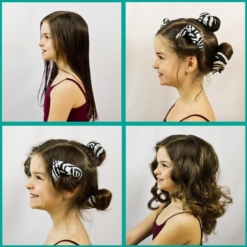 How To Make Hair Rollers Sewing Pattern MammaCanDoIt