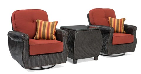 la z boy outdoor seating sets