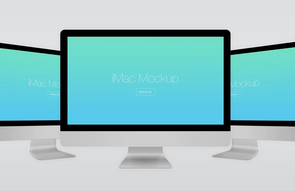 Free Mockups Magazine Business Card Poster Imac Macbook Pro