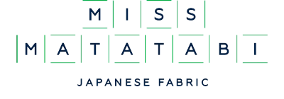 Miss Matatabi Japanese Fabric