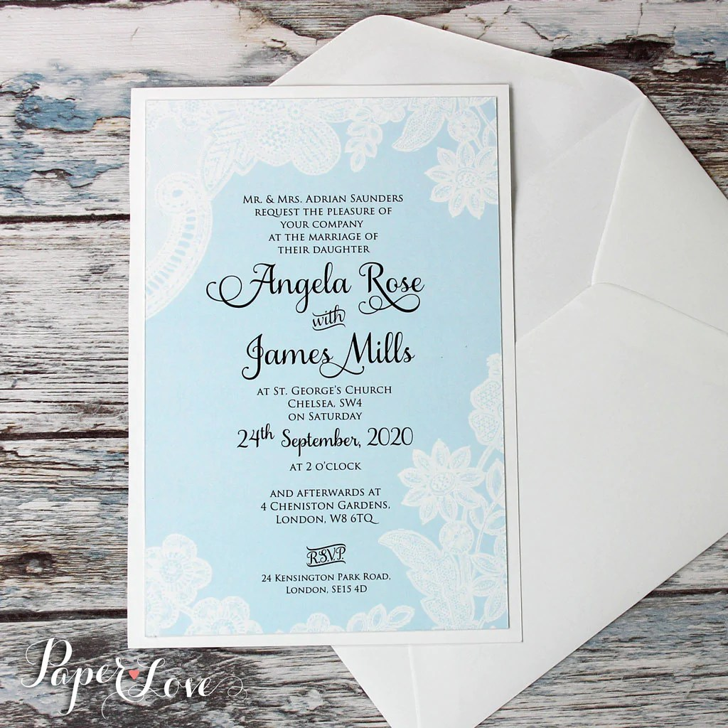 Beautiful Wedding Invitations Newsinvitationco