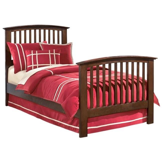 ashley furniture nico twin bed