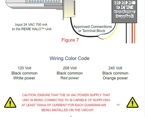 reme halo installation manual and wiring diagram for