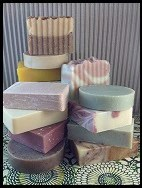 category handmade soap with border - HEALTH AND FITNESS