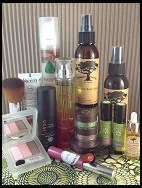 category make up and fragrances with border - HEALTH AND FITNESS