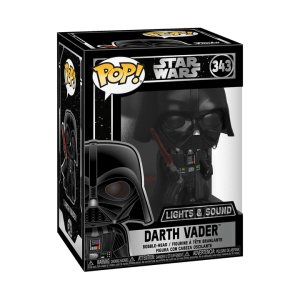 POP STAR WARS – DARTH VADER LIGHT & SOUND VF