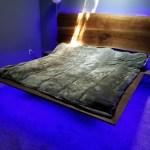 Floating Bed Mattress Frame