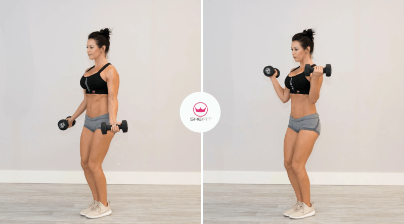 The Ultimate Upper Body Workout for Women: Triceps & Biceps