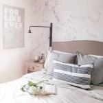 Modern Grey White Marble Wallpaper Anewall Mural Wallpapers