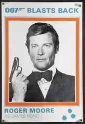 james bond 007 movie posters original