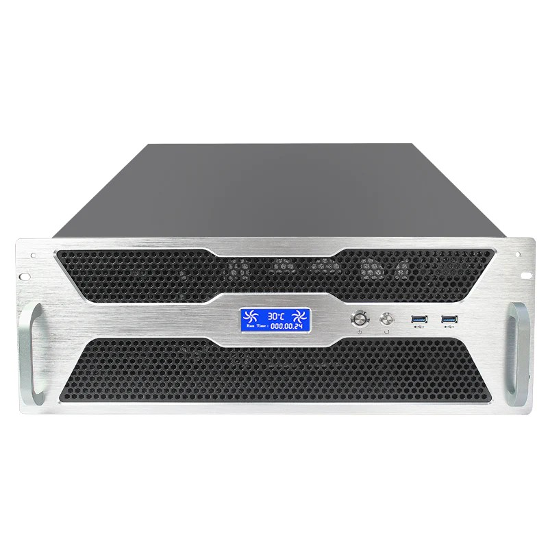 new x450d 4u 500mm e atx up to 13 hdd